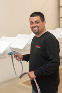 Robert Garcia : HVLP Specialist & Special Projects