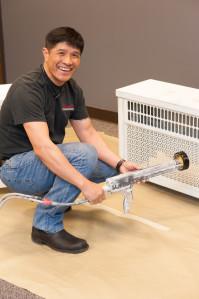 Sengsay (Tui) Sayaseng : Electrostatic Specialist