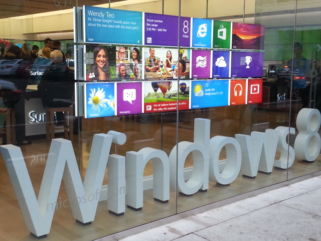 Microstoft Windows8